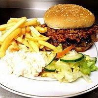 Chili Burger @ Davies