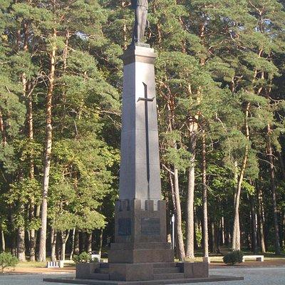 statua dell'angelo della liberta'