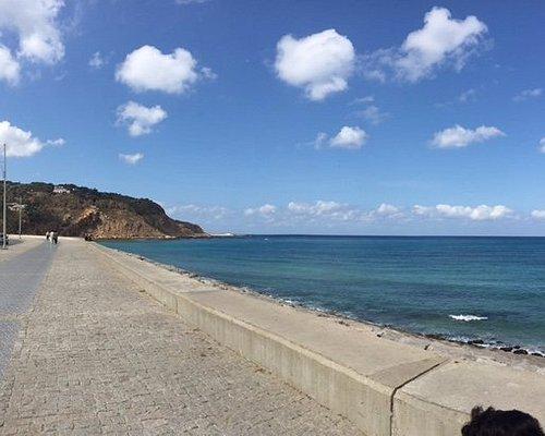 Route de la plage Mercala