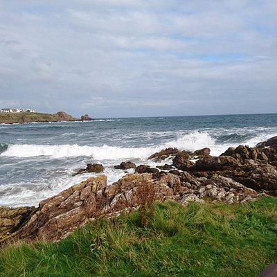 Berwickshire Coastal Path - St Abbs to Eyemouth