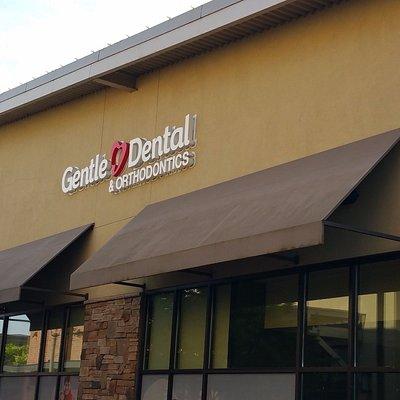 Gentle Dental at Kent Station