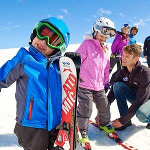 Ski rental delivery