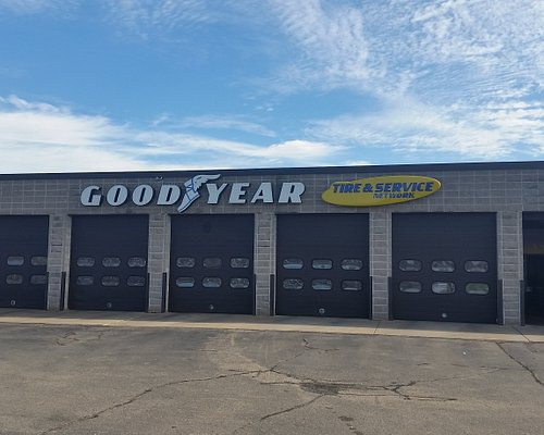 Friendy and fast tire repair , and it was on a Sunday  ! Saved my road trip .