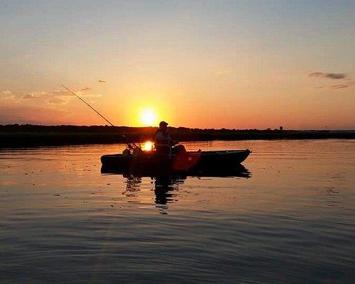 Sunset on Talbot Island