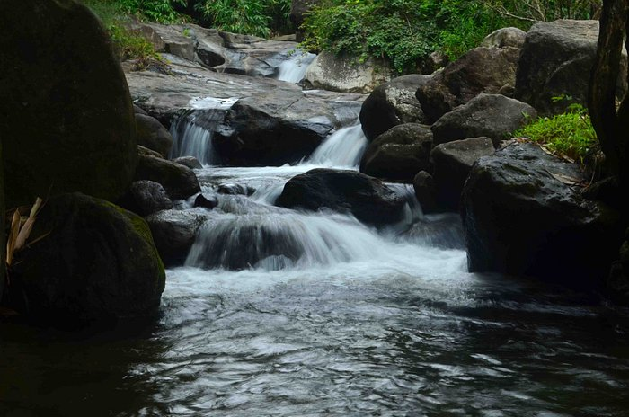 Small falls on the same stream!!