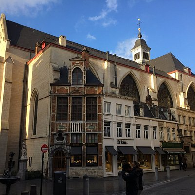 Eglise St-Nicolas, Bruxelles