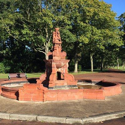 Gladstone Memorial Fountain
