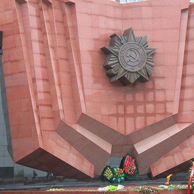 Square of Fame War memorial