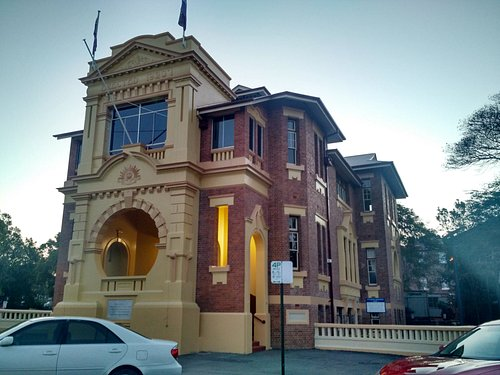 The Soldiers Memorial Hall