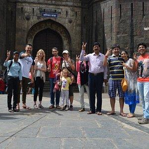 Free Walking Tour Pune