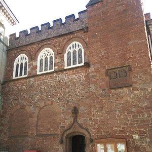 St Petrocks Church