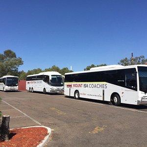 Mount Isa Coaches