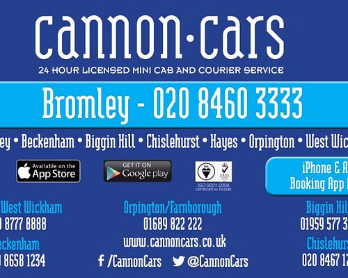 Cannon Cars Bromley