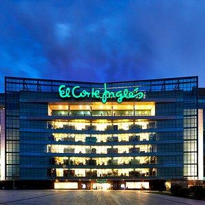Edifício El Corte Inglés