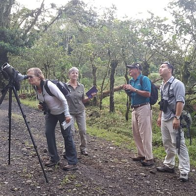 Bird Watching tour with OutHikers