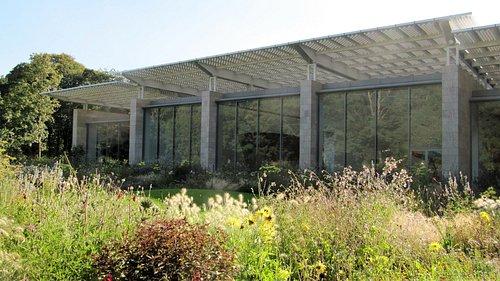 Museum voorlinden met tuin