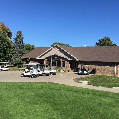Eel River Golf Club House