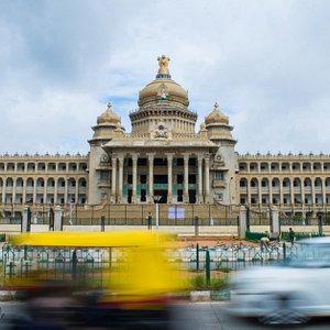 Majestic Vidhana Soudha