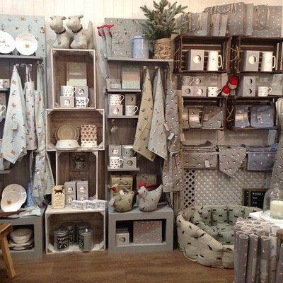 Scarborough's Sophie Allport Stockist