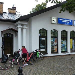 Centrum Informacji Turystycznej w Suwałkach