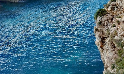 Polignano di Mare, Eine wunderschöne Stadt auf den Felsen