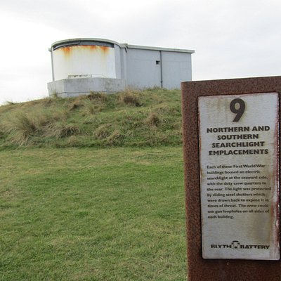 Southern Searchlight Emplacement