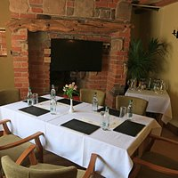 Lounge, perfect for meetings and private dining
