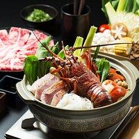 龍蝦海陸雙饗宴
