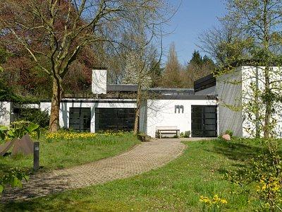 Galerie m Bochum in Frühling