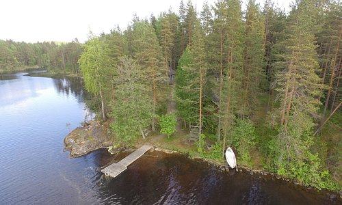 Ullan Pirtti mökki/cottage