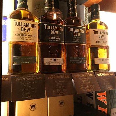 Random photo of Irish whiskey