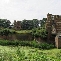 Ruïne van kasteel Batenburg