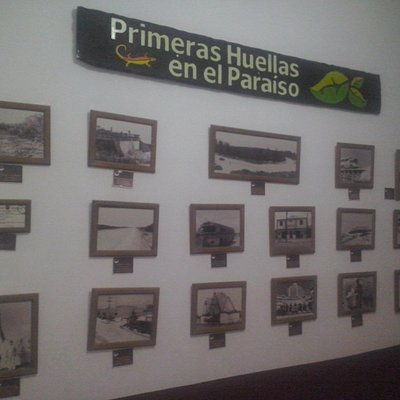 Interior galeria