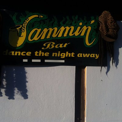 The jammin is offering dj's music, karaoke,live bands,for a excelent night out