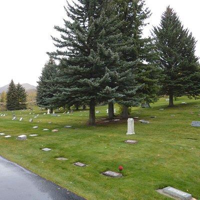 Ernest Hemmingway's Gravesite