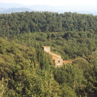 Abbazia di San Giusto al Pinone 3