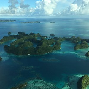Seventy Islands - World Heritage