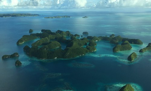 Seventy Islands - World Heritage