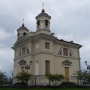 Смоленская церковь в большом Пулково