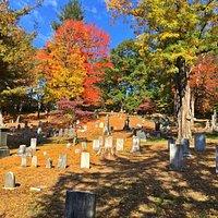 October graces descend on Sleepy Hollow.