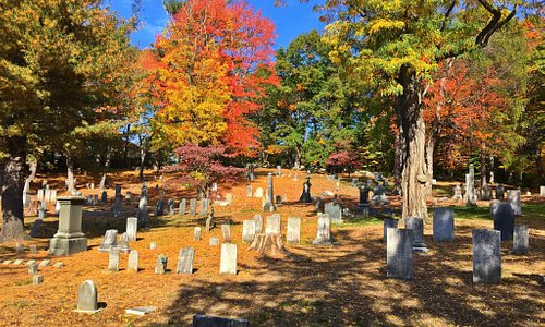 October graces descend on Sleepy Hollow.