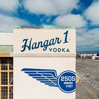 Come visit Hangar 1 Vodka at 2505 Monarch Street Alameda, CA.