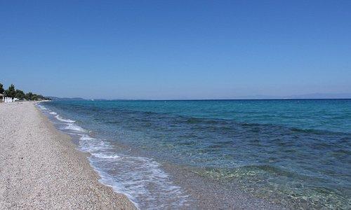 Пляжи Ханиоти.