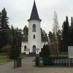Tornava Church