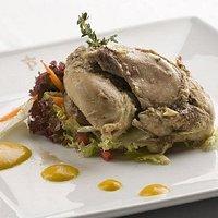 Perdiz en escabeche | Pickled partridge