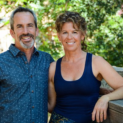 The owners, Aaron & Libby Zweig