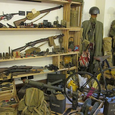 Museum of Allied Forces Rome