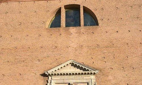 Facciata della chiesa di San Giacomo
