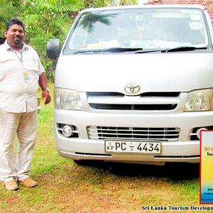 Sherine Tours Drivers  _  Sri Lanka Tourism Development Authority