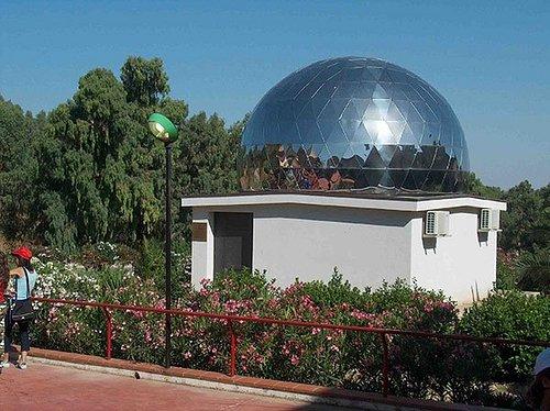 Esterno del Planetario